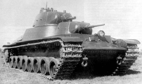 Т 100 танк